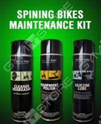 Spin Bike Maintenance Kit