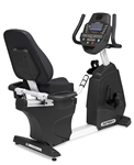 Spirit Fitness CR800ENT Recumbent Bike w/ TV & Internet