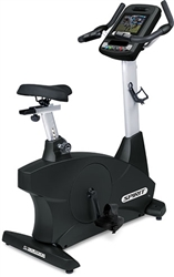 Spirit Fitness CU800ENT Recumbent Bike w/ TV & Internet