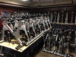 Star Trac Spinner NXT 7190 Spin Bike 100 Bike Package