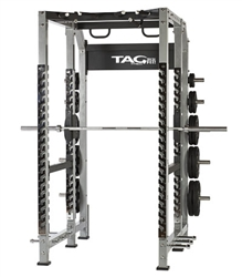 TAG Fitness Commercial Power Rack