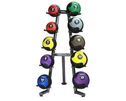 TAG 10 unit Kettle/Med Ball Rack RCK-MBR10