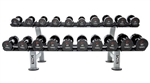 TAG 2 Tier Dumbbell Rack with Saddles (10pair) RCK-SR2