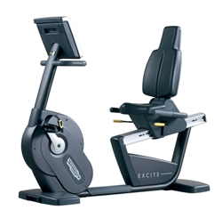 TechnoGym-Recline-700i Exercise Bike