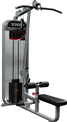 TKO Achieve Dual Lat Pulldown Seated Row