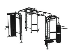 TKO Group Training Rig Stretching + Combat + Functional Trainer
