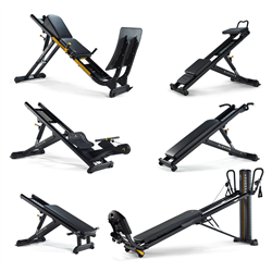 Total Gym Elevate Super Circuit 6 PC