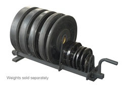 York Horizontal Plate Half-Set Rack