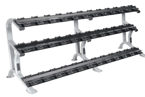 York Ets 3 Tier Pro Style Dumbbell Saddle Rack Gymstore Com