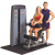 Body Solid Pro Dual Ab and Back Combo Machine
